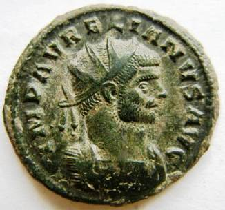Антонианите на Аврелиан (270-275)