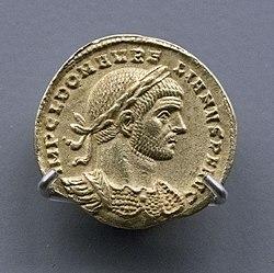 """Император Аврелиан и монетната му реформа, """"бунта на монетарите"""