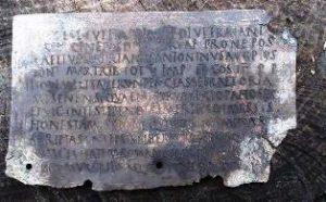 Римска военна диплома