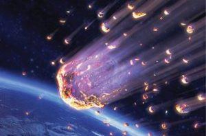 търсене на метеорити