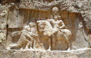 Древните гробници на могъщите персийски царе