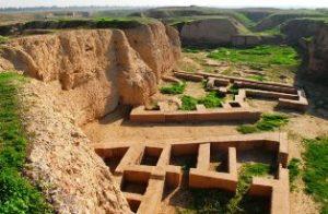 Древният град Сушан-Суза в Иран