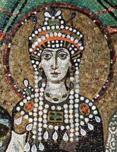 Теодора: мощна императрица, която променя историята