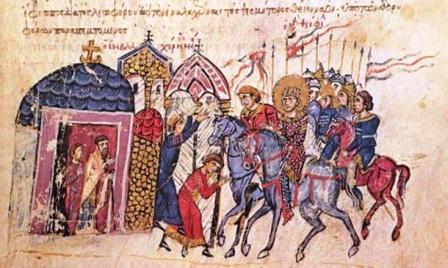 Варуанската гвардия: Елитните византийски войници