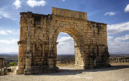 Арката на Каракала, Тевест, Алжир – Душата на романизирана Африка