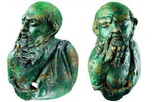 Римска бронзова фигура намерена на датския остров Фалстер